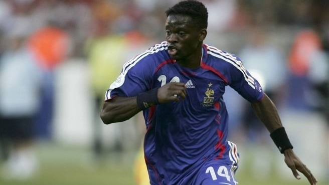 Saha strikes gold for Les Bleus