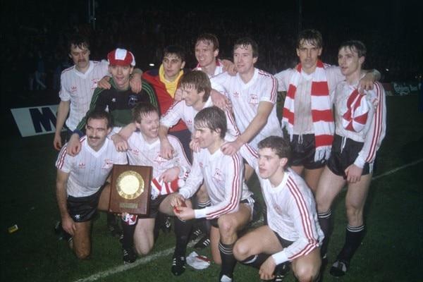 Uefa Super Cup 1983 Ferguson First For Aberdeen Uefa Com