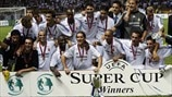 Highlights of Madrid Super Cup win