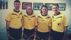 Female referees making their mark in Albania
