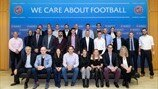 UEFA launches new Football Leadership and Management programme