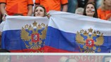Russia hope for World Cup legacy
