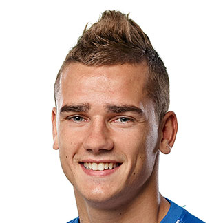 The 26-year old son of father Alain Griezmann and mother Isabelle Griezmann, 176 cm tall Antoine Griezmann in 2017 photo