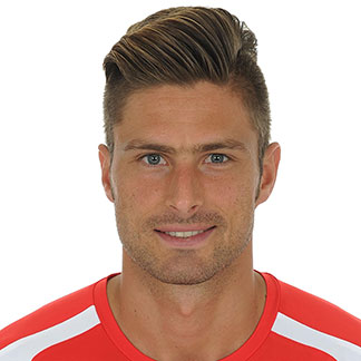 Uefa champions league olivier giroud for Olivier giroud squadre attuali