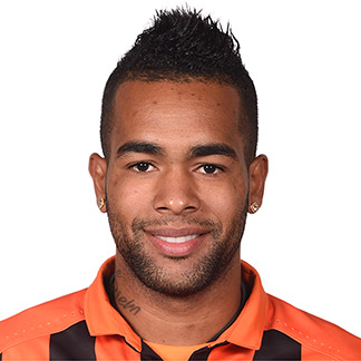 Alex Teixeira earned a  million dollar salary, leaving the net worth at 2 million in 2017