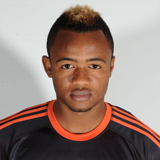 The 25-year old son of father Maha Ayew and mother Abedi Pele, 182 cm tall Jordan Ayew in 2017 photo