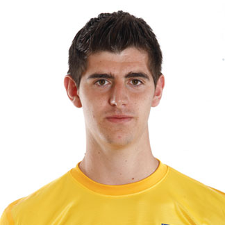 thibaut courtois chelsea belgium best young footballer player in the world