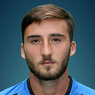 The 25-year old son of father (?) and mother(?) Bryan Cristante in 2020 photo. Bryan Cristante earned a  million dollar salary - leaving the net worth at  million in 2020