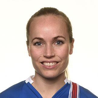 Dóra Maria Lárusdóttir