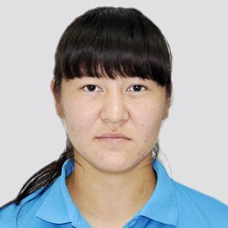 Madina Zhanatayeva