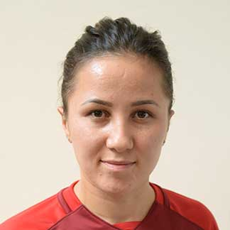 Сауле Карибаева