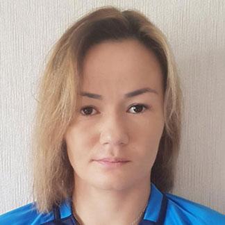 Alexandra Grebenyuk