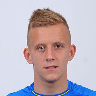 Ukraine Ivan Petriak trøje