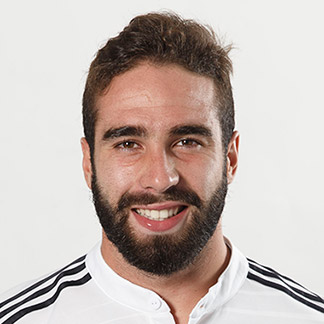 Daniel Carvajal earned a  million dollar salary - leaving the net worth at 9,3 million in 2018