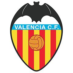 Maglia Home Valencia CF Uroš Račić