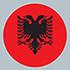 Albanien (Flag)