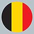 Belgien (Flag)