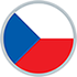 Tschechische Republik (Flag)