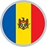 Moldavie (Flag)