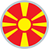 FYR Macedonia (Flag)