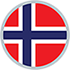 Norwegen (Flag)