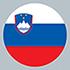 Slovénie (Flag)