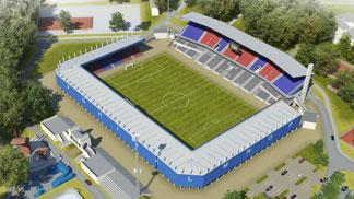 Plzeň City Stadium