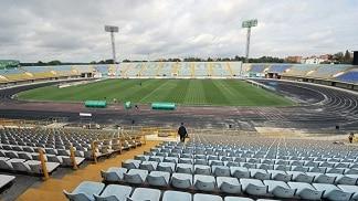 Stadion Vorskla im. Olexiy Butovskiy