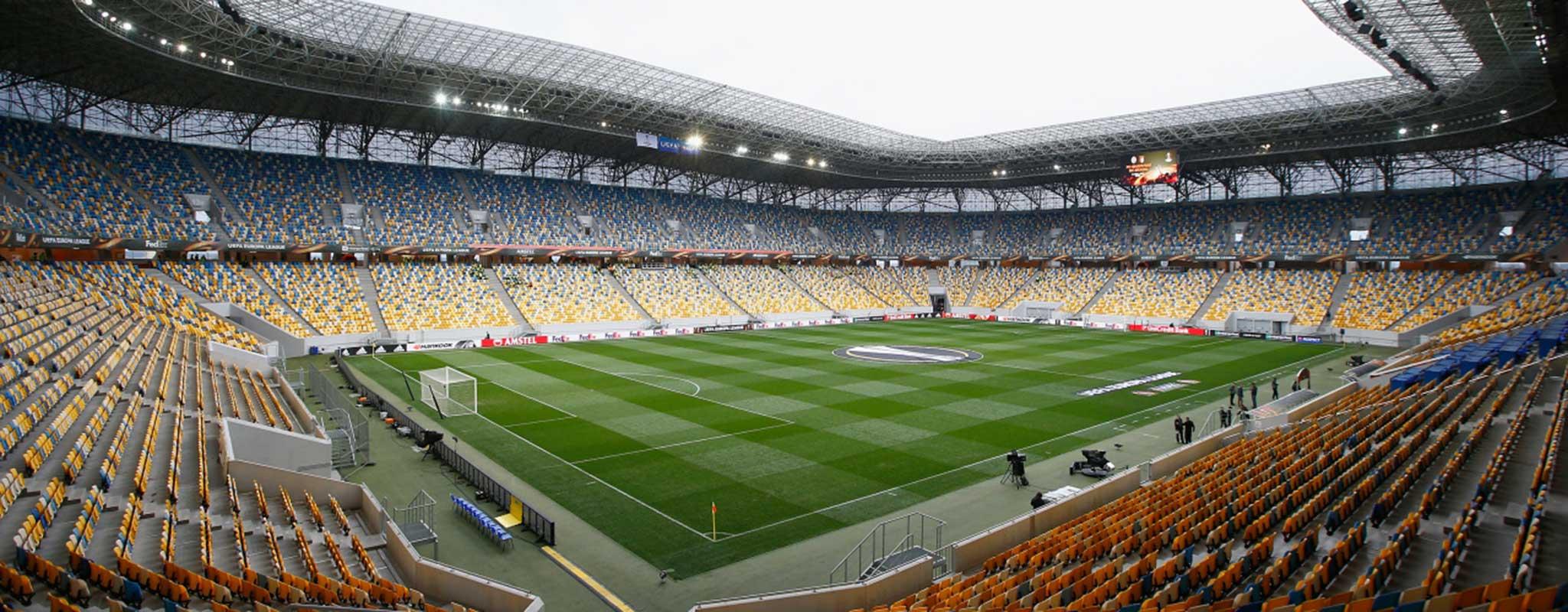 Ліга Європи: «Шахтар» у Львові розгромив бельгійських «Буйволів»