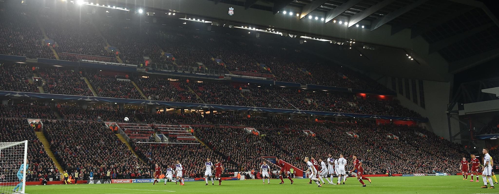 Liverpool-Atalanta | Liverpool vs Atalanta: UEFA Champions ...