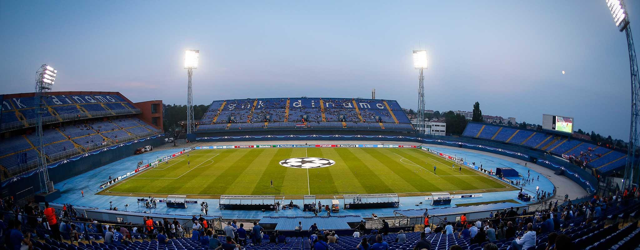 Dinamo Zagreb Villarreal Dinamo Zagreb Vs Villarreal