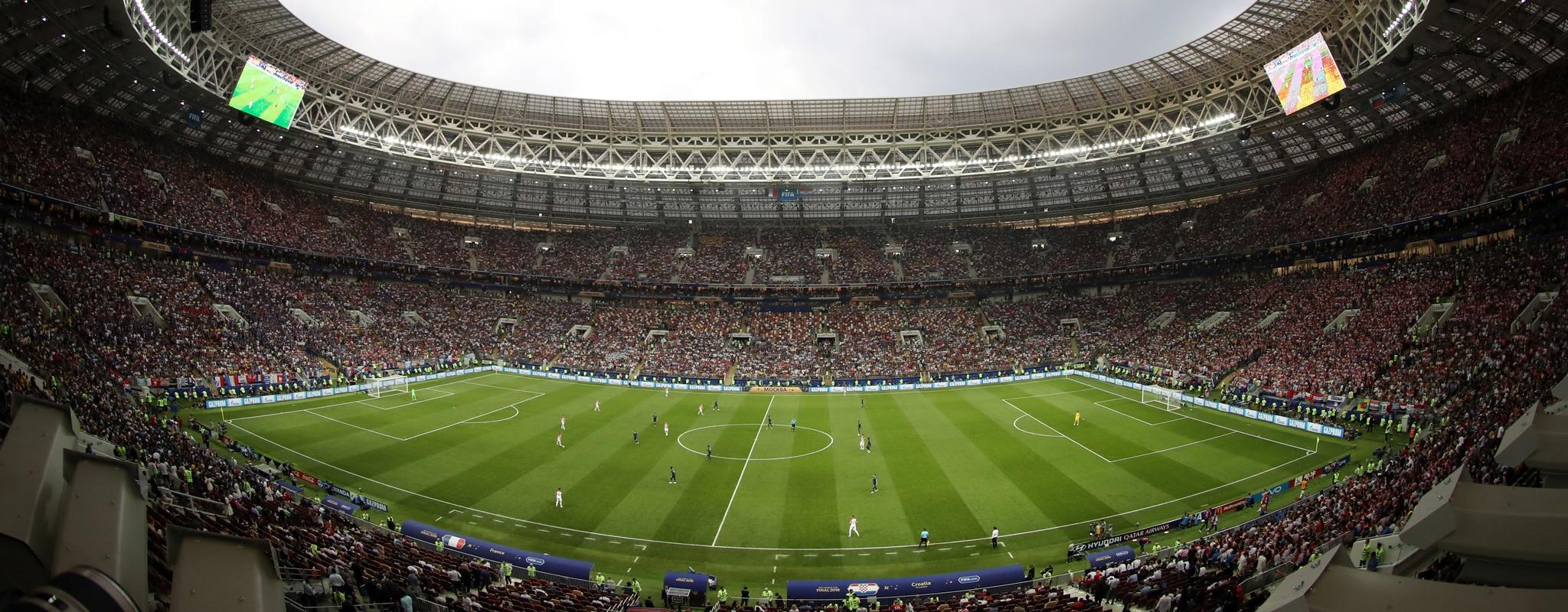 Russia-Croatia   European Qualifiers