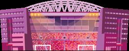 Copenhagen (Denmark) - Parken Stadium