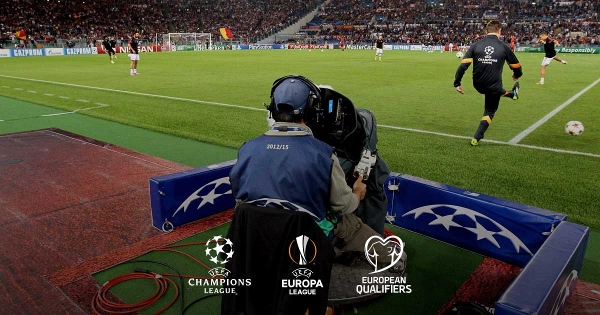 Where To Watch Uefa Competitions Uefa Com