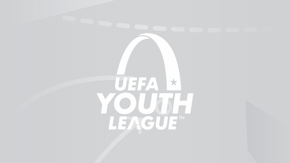 Sorteo de los play-offs de la UEFA Youth League